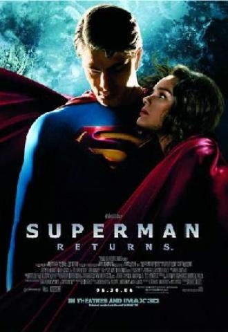 Superman Returns - Affiche