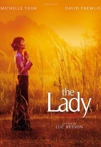 The Lady - Affiche