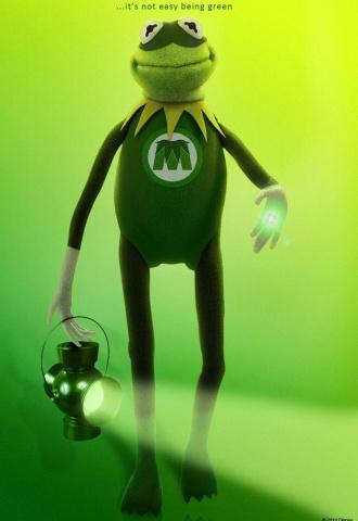 Les Muppets, le retour - Affiche