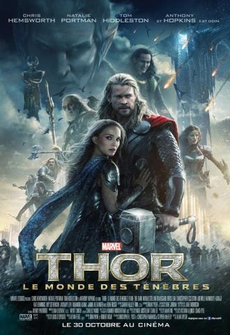 Thor : Le monde des Ténèbres - Affiche