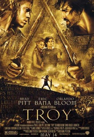 Troie - Affiche