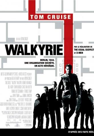 Walkyrie - Affiche
