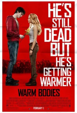 Warm Bodies - Affiche