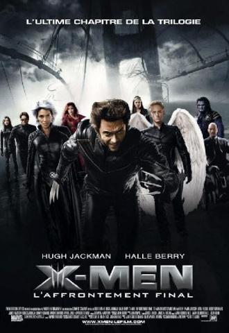 X-Men : L'affrontement final - Affiche
