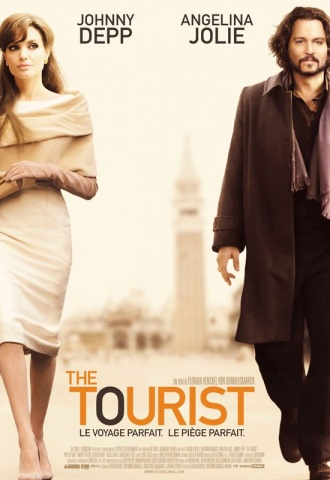 The Tourist - Affiche