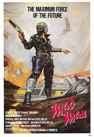 Mad Max - Affiche