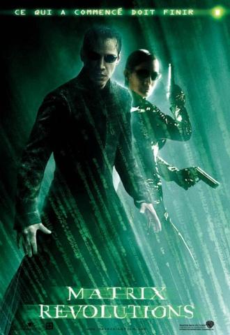 Matrix Revolutions - Affiche