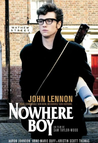 Nowhere Boy - Affiche
