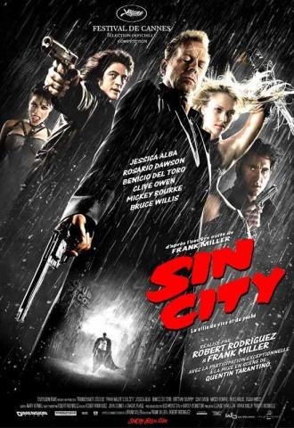 Sin City - Affiche