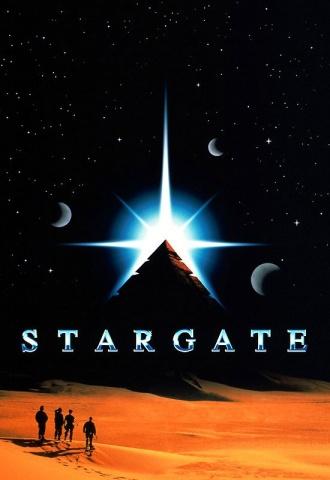 Stargate, la porte des étoiles  - Affiche