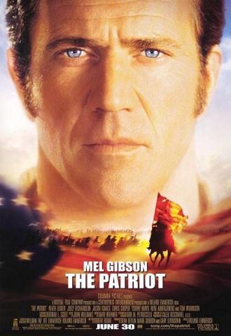 The Patriot, le chemin de la liberté  - Affiche