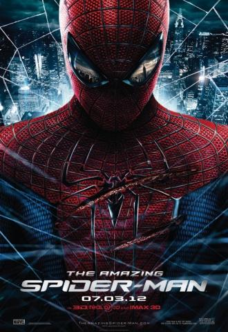 The Amazing Spider-Man - Affiche