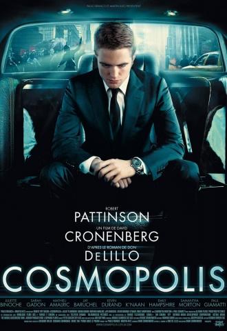Cosmopolis - Affiche