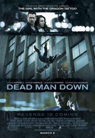 Dead Man Down Affiche