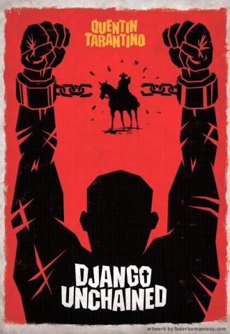 Django Unchained - Affiche
