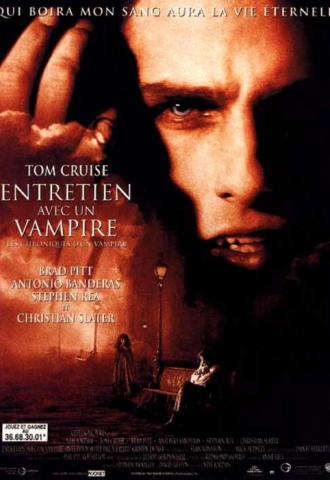 Entretien avec un vampire  - Affiche