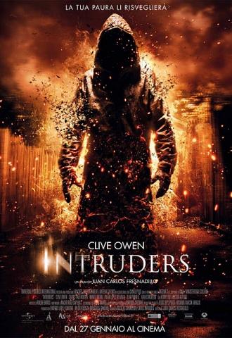 Intruders - Affiche