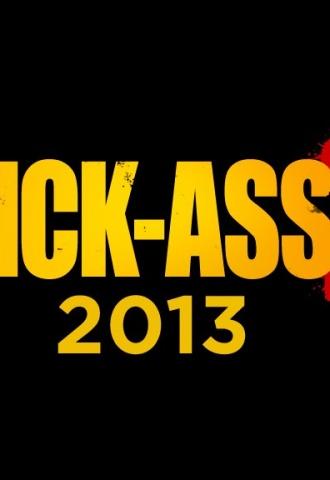 Kick-Ass 2: Balls to the Wall - Affiche