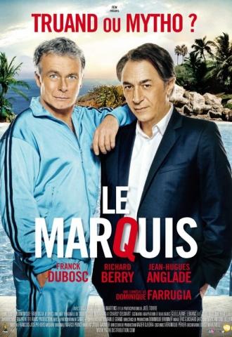 Le Marquis - Affiche