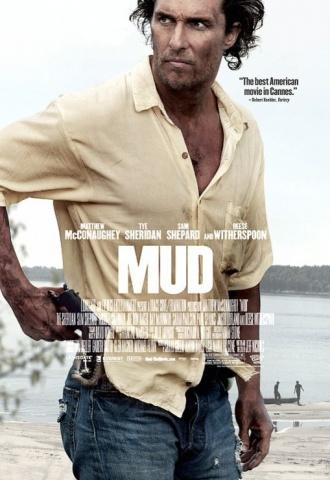Mud - Affiche US