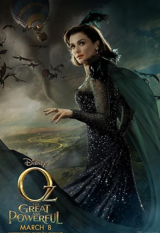 Le monde fantastique d'Oz - Affiche