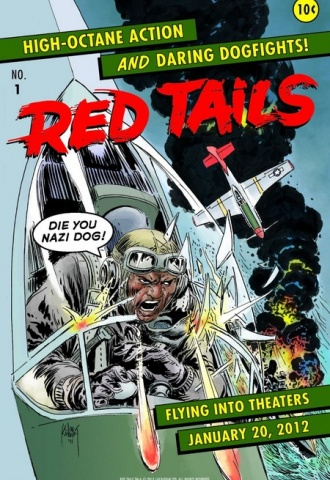 Red Tails - Affiche