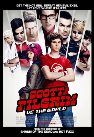 Scott Pilgrim vs. the World - Affiche
