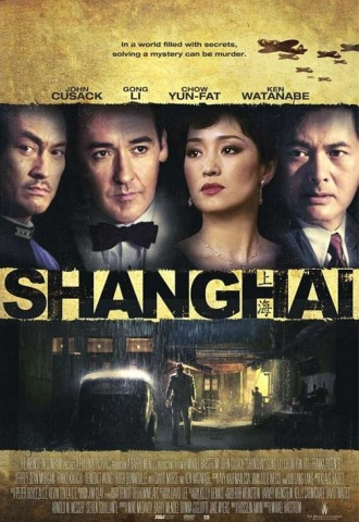 Shanghai - Affiche