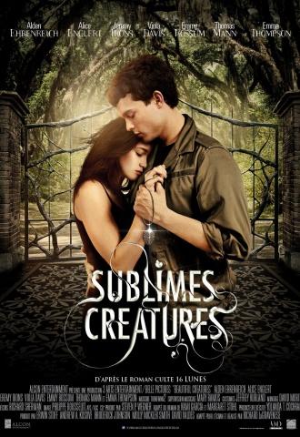 Sublimes Creatures - Affiche