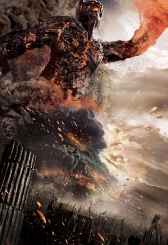 La colère des Titans - Affiche