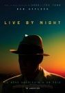 Live By Night - Affiche