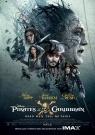 Pirates des Caraïbes : La vengeance de Salazar - Affiche