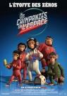 Les Chimpanzés de l'espace - Affiche