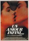Un amour infini - Affiche