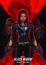Black Widow - Affiche