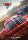 Cars 3 - Affiche