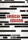 American Assassin - Affiche