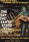Le Jour où la Terre s'arrêta - Affiche