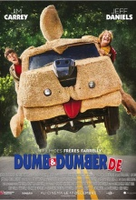 Dumb and Dumber De - Affiche