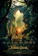 Le livre de la Jungle (Jon Favreau) - Affiche
