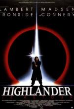 Highlander - Le retour - Affiche