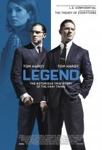 Legend (Brian Helgeland) - Affiche