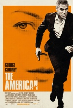 The American - Affiche