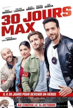 30 jours max - Affiche