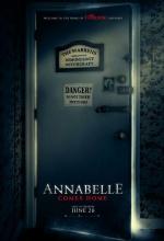 Annabelle 3 - La maison du Mal - Affiche