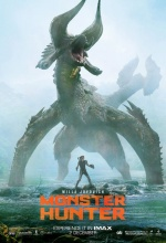 Monster Hunter - Affiche