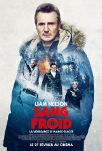 Sang Froid - Affiche