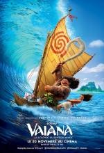 Vaiana-La Légende du bout du monde - Affiche