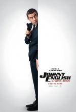 Johnny English Contre-Attaque - Affiche