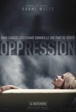 Oppression - Affiche